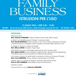Agenda evento